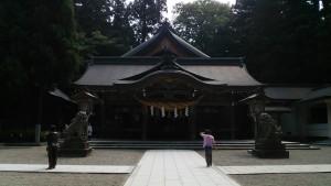白山比メ神社